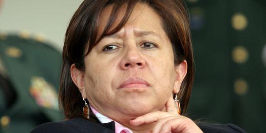 Niegan circular roja en contra de María del Pilar Hurtado