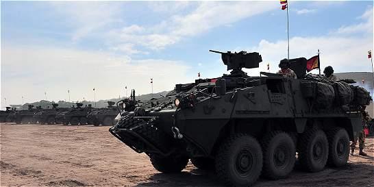 Estos son los tanques 'inteligentes' que acaba de comprar el Ejército