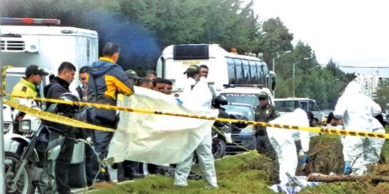 ¿Qué hay detrás de las 215 muertes por sicarios en Bogotá?