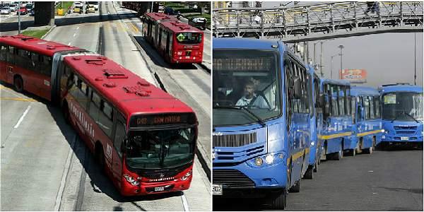 Sistema de transporte de Bogotá deberá adecuarse para discapacitados