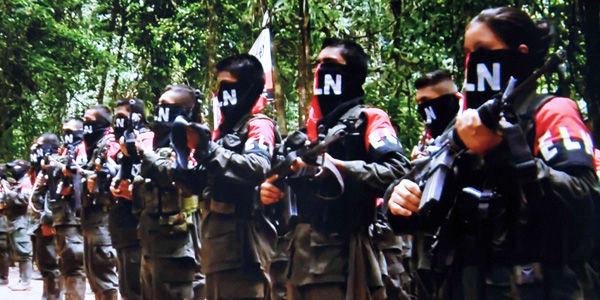 Autoridades señalan que el Eln sería responsables de algunos de los atentados registrados con petardos en Bogotá, Medellín y Cartagena.