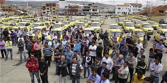 Fiscalía anuncia plan de choque ante paro de transportadores