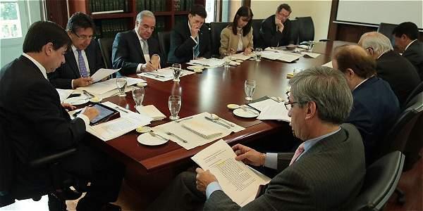 Segunda reunión de alto nivel para superar crisis de la Justicia