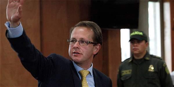 Andrés Felipe Aras, exministro de Agricultura