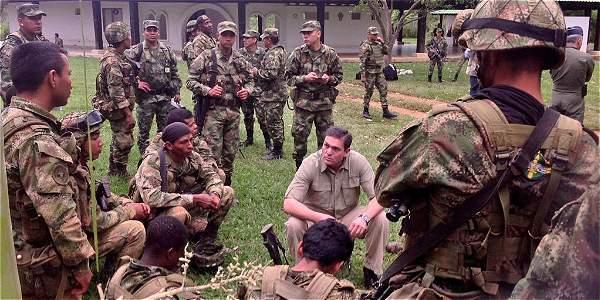 ¿Operacion Northwoods en Cauca, Colombia?