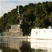 Farc atacó misión médica de la Armada en Putumayo