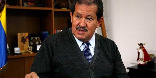 Angelino Garzón no podrá participar en elecciones de octubre