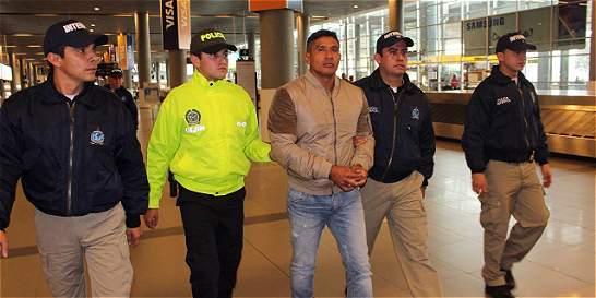 Brasil deporta al narco conocido como el 'Indio'