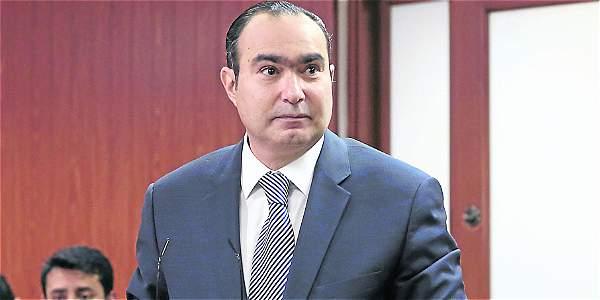 Magistrado Pretelt se defiende de señalamientos de 'Ernesto Báez'