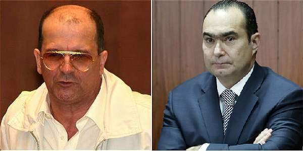 'Ernesto Báez' insiste en vínculos entre Pretelt y Vicente Castaño