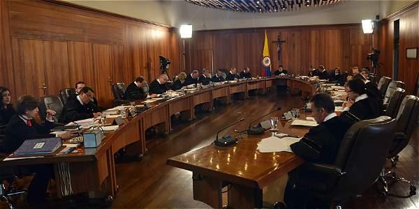 Rama Judicial pide hundir proyecto de equilibrio de poderes