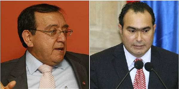 Pretelt denuncia a Vargas por segunda vez ante Comisión de Acusación