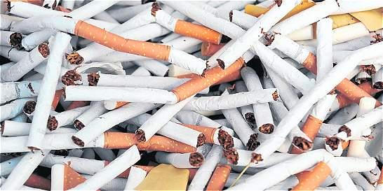 La pareja detrás del 70 por ciento del contrabando de cigarrillos