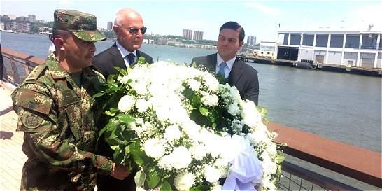 Soldados colombianos fueron invitados al Memorial Day en Nueva York