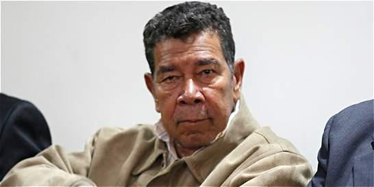 Nueva orden judicial bloqueó salida de la cárcel de Ramón Isaza