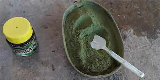 Avalan consumo y comercialización de productos con hoja de coca