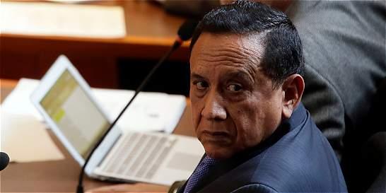 'Orden de cambio de escolta vino de Maza'