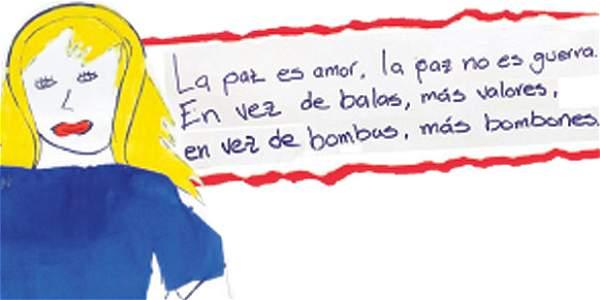 Proceso De Paz Cartas De 100 Niños De Colombia A Las Farc
