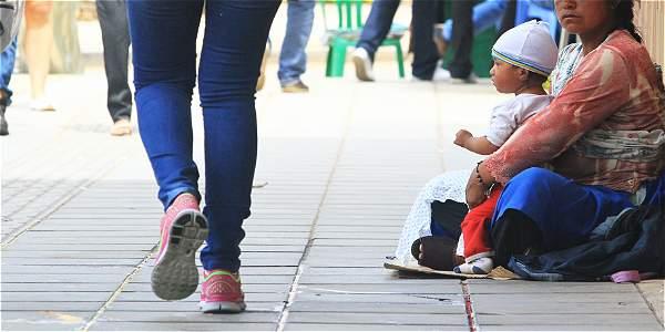 Migración Colombia calcula que el solo hecho de atravesar Colombia puede llegar a costar 2.500 dólares.