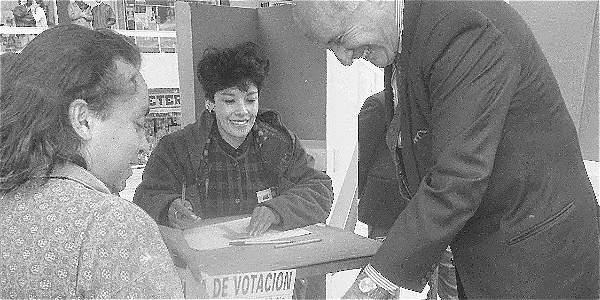 Niegan tutela que pedía cambiar entrevista sobre elecciones de 1970