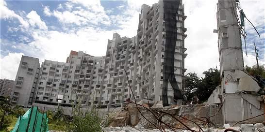 Se acabó la plata para afectados por colapso del edificio Space