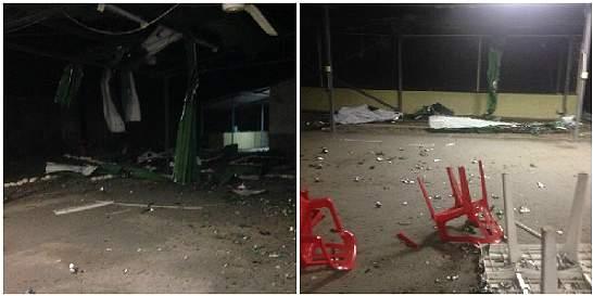 Atacan con explosivos a un batallón en Saravena, Arauca