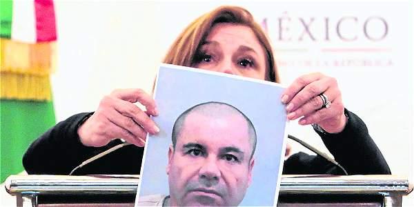 Policía colombiana se unió a la cacería del 'Chapo'
