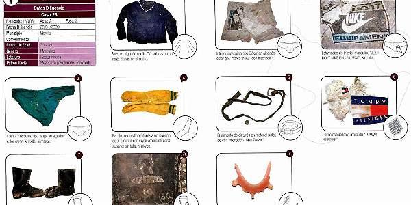 Vestirse por última vez: las prendas de los desaparecidos