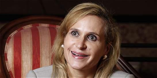 Sandra Morelli dice que regresó al país porque confía en la justicia