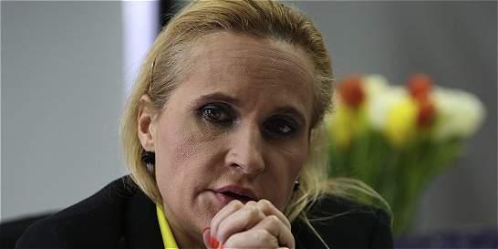 'Regresé a Colombia porque confío en los jueces': Sandra Morelli