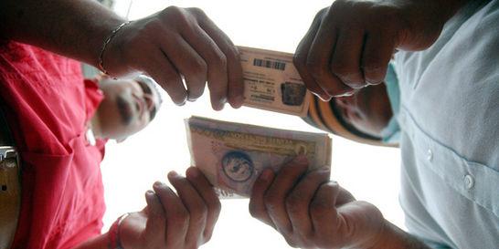 Televisores, afiliación al Sisbén y otras tarifas por votos en octubre