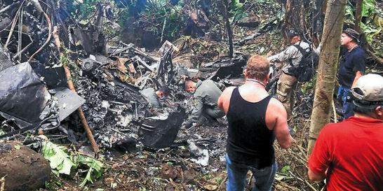 En solo 4 años se han perdido 9 helicópteros Black Hawk