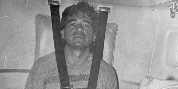 El narcotraficante, Carlos Lehder, fue extraditado a EE.UU. hace 27 años.