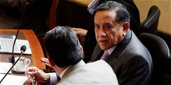 Fiscalía indaga al cuñado de Maza Márquez dentro del caso Galán