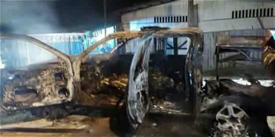 Policía capturó a presuntos responsables de ola de atentados en Tumaco