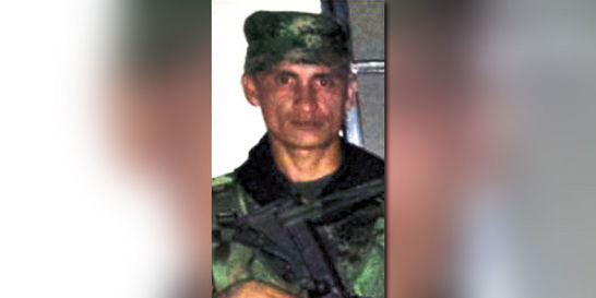 Mueren cuatro guerrilleros de las Farc en operaciones militares
