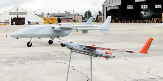 Drones, nueva arma contra la minería ilegal