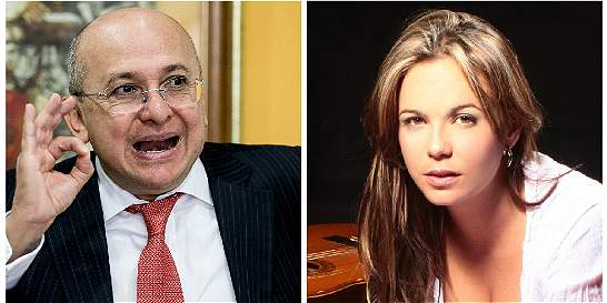 Fiscalía se echó para atrás en la acusación contra Carolina Sabino