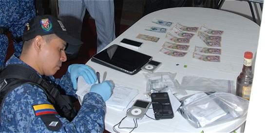 Cinco 'relajos' de presos de 'cuello blanco' que pillaron en La Picota
