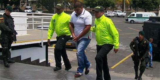 'Narco de Cali tenía armas avaladas por empresa de seguridad'