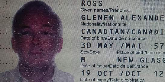 Este es el canadiense capturado por tráfico de migrantes