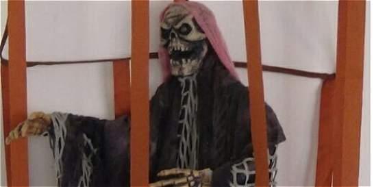 La macabra historia de la 'santa Muerte', nueva virgen de los sicarios