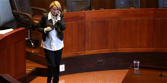 Aplazada audiencia contra excontralora Sandra Morelli