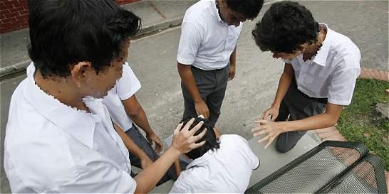 Nueva orden a los colegios para evitar matoneo