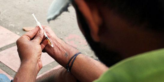 Consumo de heroína, bomba de tiempo que preocupa al Gobierno