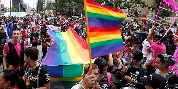 Comunidad gay.