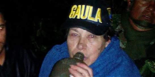 Rescatan ecuatoriana de 65 años secuestrada en Nariño