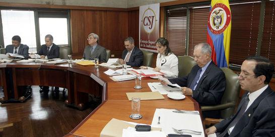 Polémica por acuerdo que crea cargos permanentes en la Rama Judicial