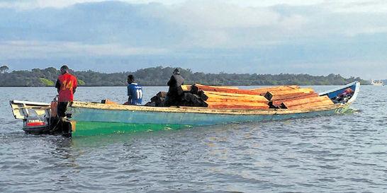 Alerta por incremento de tráfico de madera en el país
