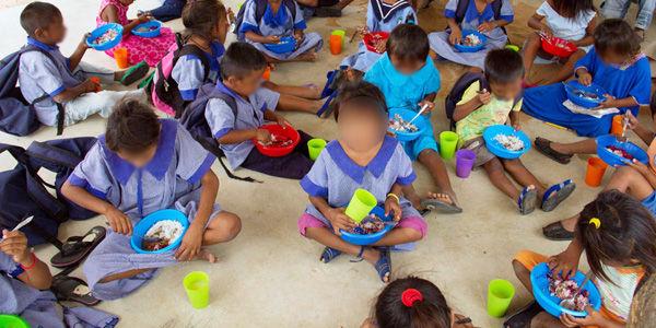 10 pais mayor indice desnutricion: